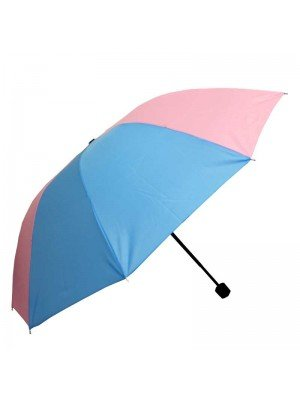 Compact Transgender Flag Umbrella
