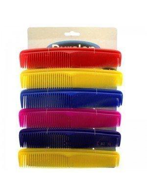 Duralon Dressing Comb - Assorted Colours