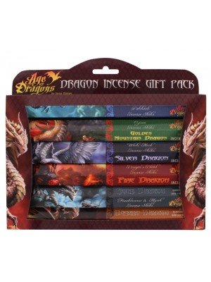 Incense Stick Gift Pack - Age Of Dragons