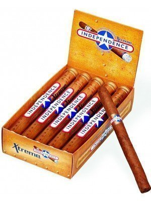 Independence Xtreme Tubed Cigars (Pack of 5)