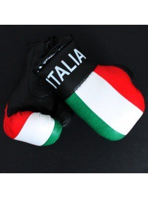 Mini Boxing Gloves - Italia