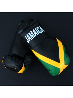 Mini Boxing Gloves - Jamaica