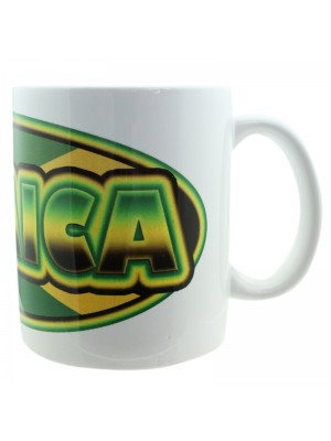 Jamaica Design New Bone China Mug