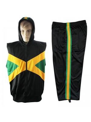 Jamaica Gilet Jacket Tracksuit