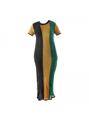 Jamaican Mesh String Dress - Assorted Sizes