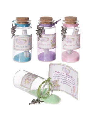Fairy Wishing Jar