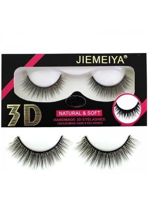 Wholesale Jiemeiya Natural & Soft 3D Handmade Eyelashes - A21