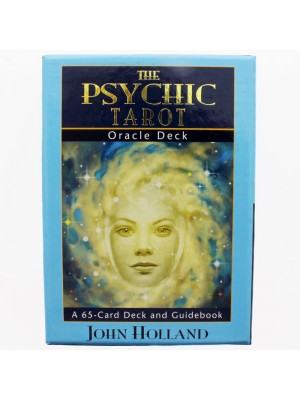 John Holland The Psychic Tarot Oracle Deck