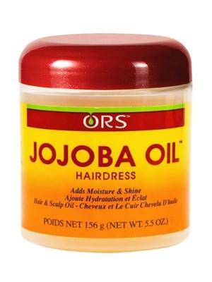 Wholesale ORS Jojoba Oil Hair & Scalp Oil Hairdress Jar - (156 g)