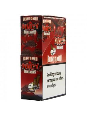 Wholesale Juicy Jay's Double Wrap - Blunt & Mild