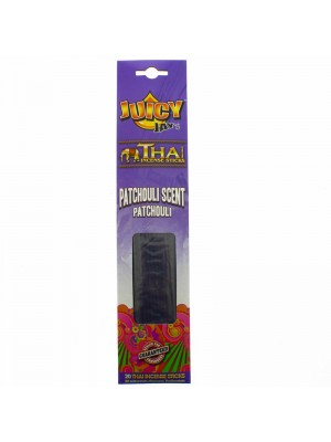Juicy Jay's Thai Incense Sticks - Patchouli Scent