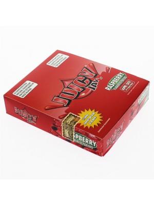 Juicy Jay's King Size Slim Rolling Paper - Raspberry