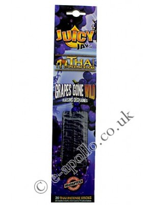 Juicy Jay's Thai Incense Sticks - Grapes Gone Wild