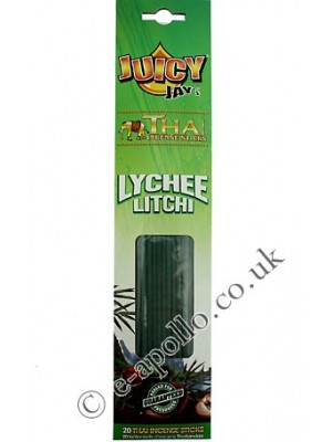 Juicy Jay's Thai Incense Sticks - Lychee