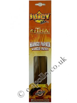 Juicy Jay's Thai Incense Sticks - Mango Papaya