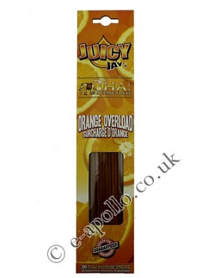 Juicy Jay's Thai Incense Sticks - Orange Overload