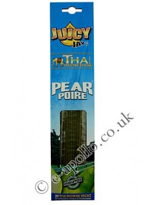 Juicy Jay's Thai Incense Sticks - Pear Poire