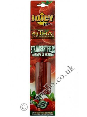 Juicy Jay's Thai Incense Sticks - Strawberry Fields