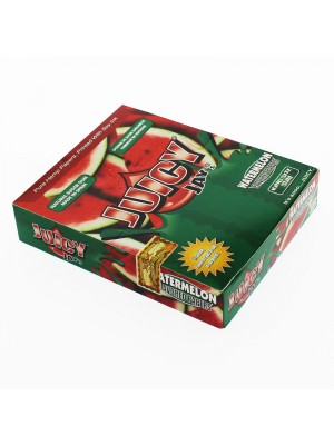 Juicy Jay's King Size Slim Rolling Paper - Watermelon