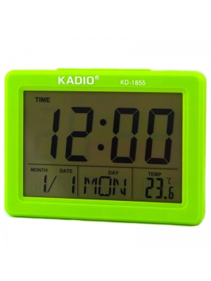 Wholesale Kadio Digital Desktop Snooze Alarm Clock
