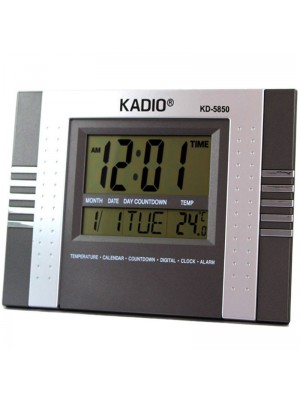 Wholesale Kadio Digital Jumbo Wall Mount & Table Display Clock