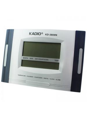 Kadio Wall & Table Temperature Display Clock - 29cm