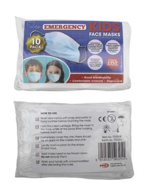Wholesale Kids Disposable Face Masks