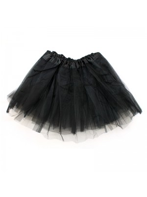 Kids Black Tutu Skirt