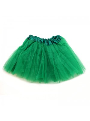 Wholesale Adults Dark Green Tutu Skirt