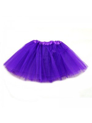 Wholesale Adults Purple Tutu Skirt