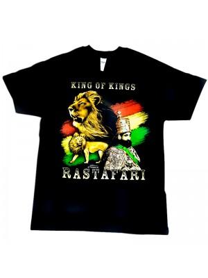 King of Kings Black T-Shirt