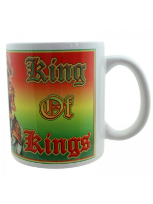 King of Kings New Bone China Mug
