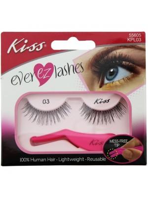 Wholesale Kiss Everez Eye Lashes - KPL03