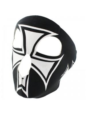 Knight Cross Biker Mask