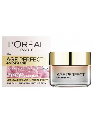 L'Oreal Age Perfect Golden Age Rosy Re-fortifying Day Cream - 50ml