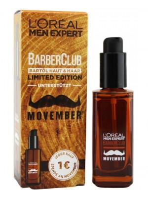 Wholesale L'Oreal Men Expert Movember Skin & Beard Oil