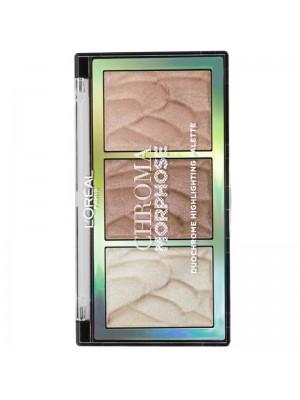Wholesale L'Oreal Chroma Morphose DuoChrome Highlighting Palette