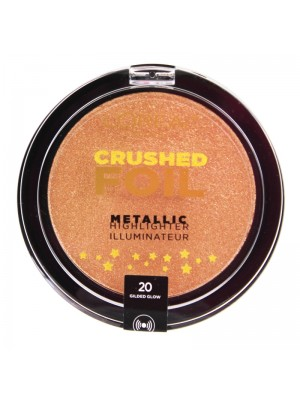 Wholesale L'Oreal Crushed Foil Metallic Highlighter - 20 Gilded Glow