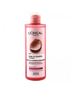 Wholesale L'Oreal Fine Flower Cleansing Toner
