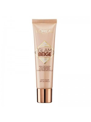Wholesale L'Oreal Glam Beige Healthy Glow Foundation - Light (SPF 20)