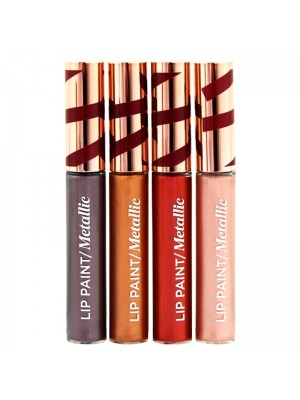 Wholesale L'Oreal Infallible Metallic Lip Paint - Assorted