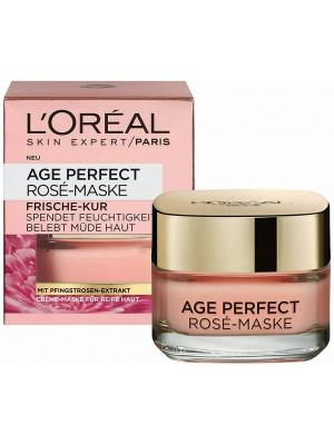 L'Oreal Paris Age Perfect Rose Face Mask - 50ml