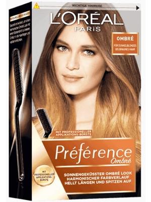 L'Oreal Paris Preference Infinia Hair Colour - Ombre