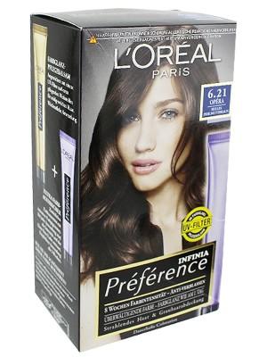 L'Oreal Paris Preference Infinia Hair Colour - Opera(6.21)