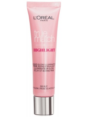 L'Oreal Perfect Match Highlighter 30ml - Icy Glow