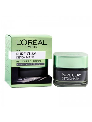 Wholesale L'Oreal Pure Clay Detox Face Mask