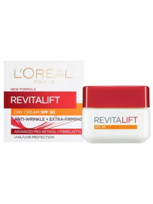 Wholesale L'Oreal Revitalift Day Cream With SPF 30 Anti Wrinkle + Extra firming - 50ml