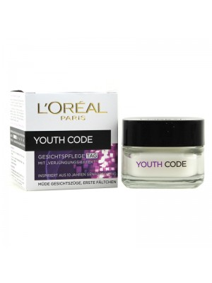 Wholesale L'Oreal Youth Code Youth Boosting Day Cream