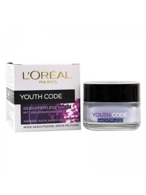 Wholesale L'Oreal Youth Code Youth Boosting Night Cream
