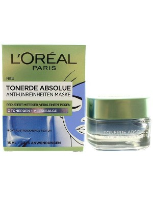 L'Oreal Paris Pure clay Absolute Anti Impurity Mask